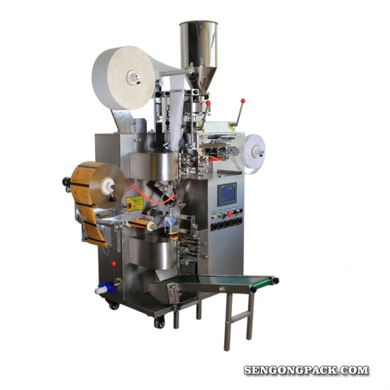 Tea Bag Packing Machine