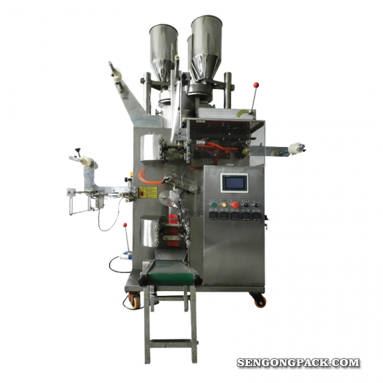 Multiple Materials Double Bag Packing Machine
