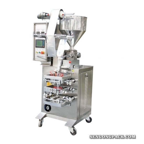 Liquid and Paste Packaging Machine