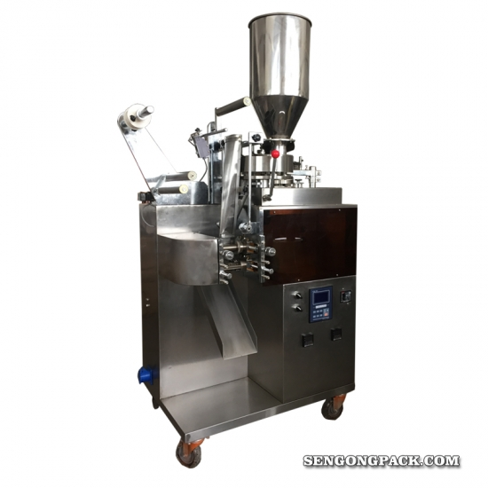 Single Filtering Bag Granule Packaging Machine