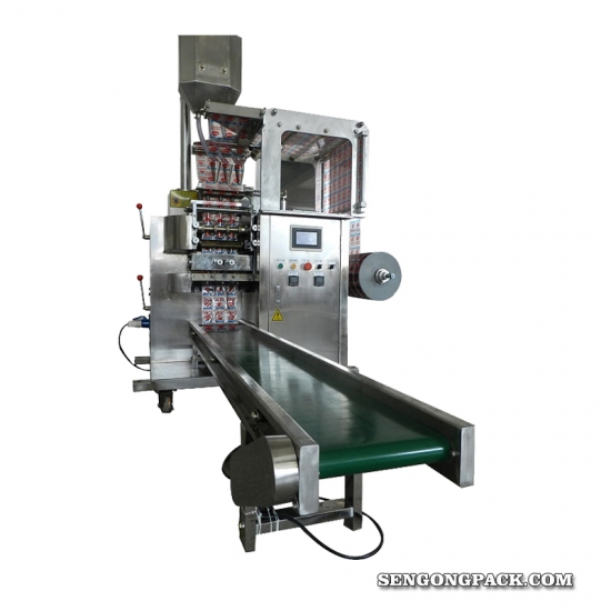 Granule and Powder Packaging Machine