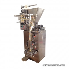 4 Sides Seal Bag Powder Packaging Machine