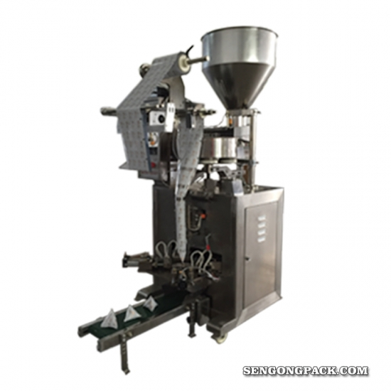 Solid Triangle Bag Granule Packaging Machine