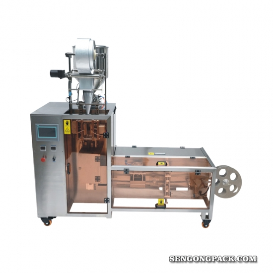 Irregular Shape Sachet Packaging Machine