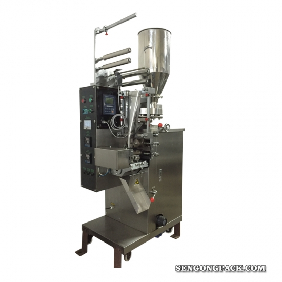 3 Side Seal Bag Granule Packaging Machine
