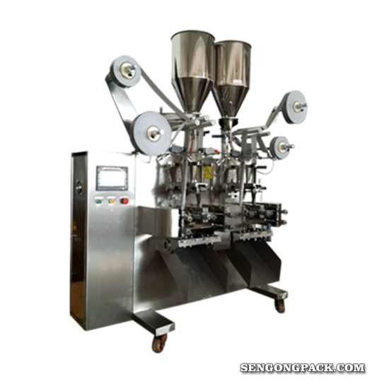 Liquid Spices Packaging Machine with Multi-lanes