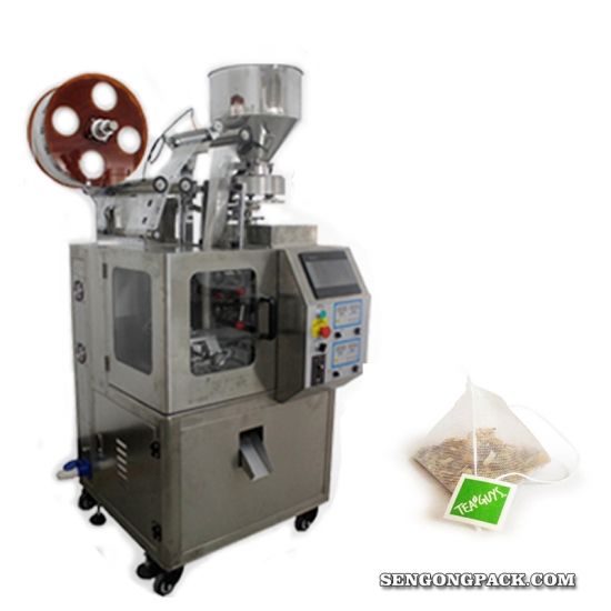 nylon tea bag packing machines