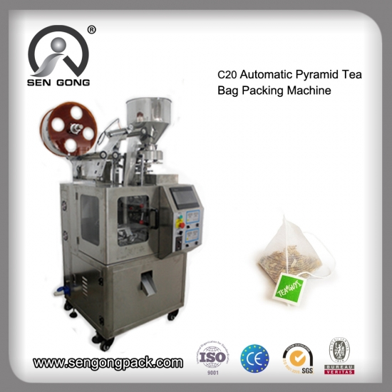 nylon machine for making tea bags