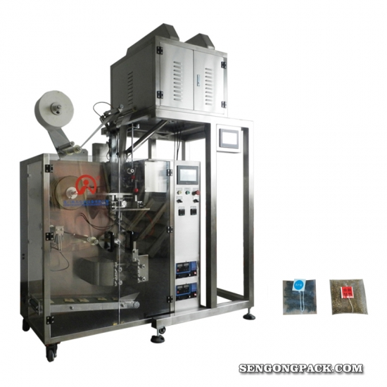 Flat Nylon/Non-woven fabric  tea bag machine manufacturer