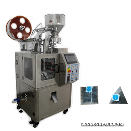 triangle multi-function automatic Woodruff Tea  leaf packing machine