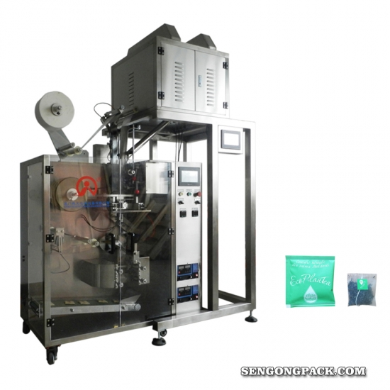 Flat Nylon tea bag sealing machine