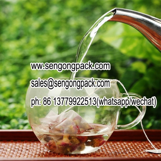 nylon price of tea bag machine