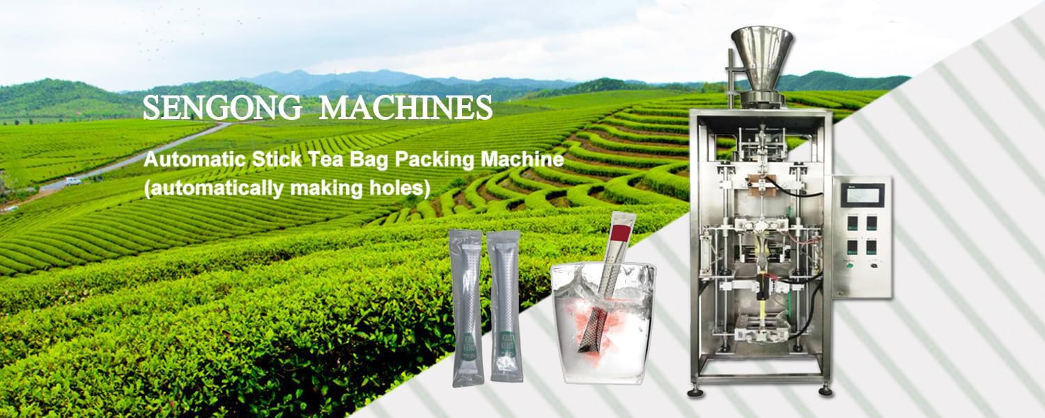 Automatic Stick Tea Powder Packing Machine
